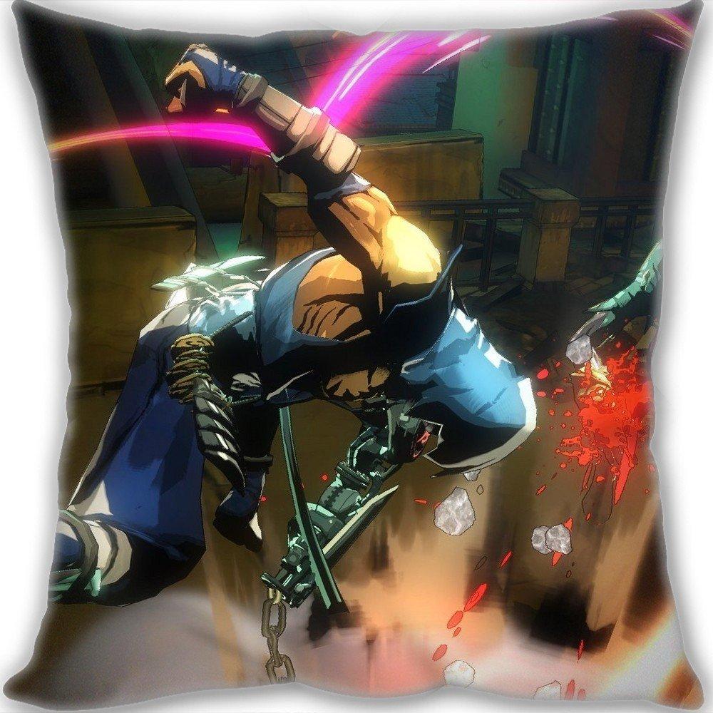 Yaiba: Ninja Gaiden inclinada Cojín Personalizado manta ...