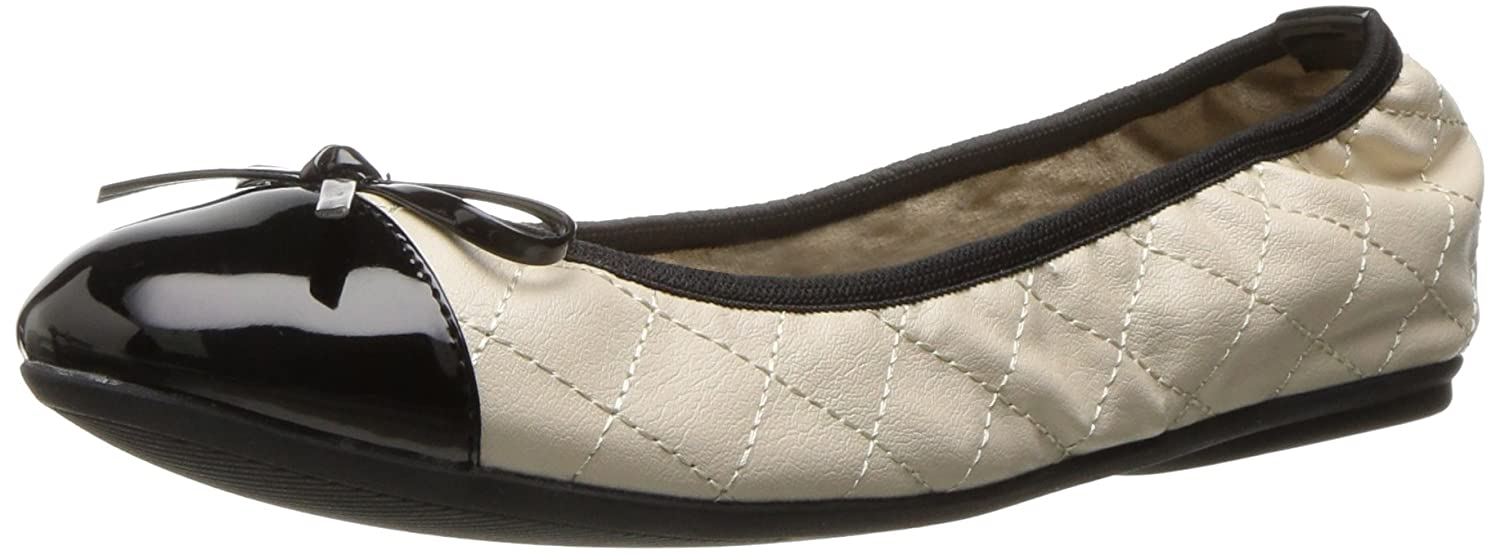 Butterfly Twists Women's Olivia Ballet Flat B01M22RDH8 10 B(M) US|Cream