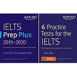 IELTS Prep Set: 2 Books + Online