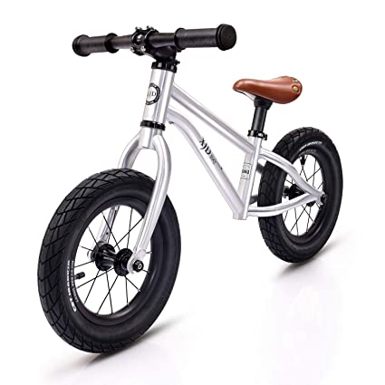 2377aec1d89 XJD Kids Balance Bike Ages 1.5 to 6 Years No Pedal Aluminum Frame  Adjustable Seat Air
