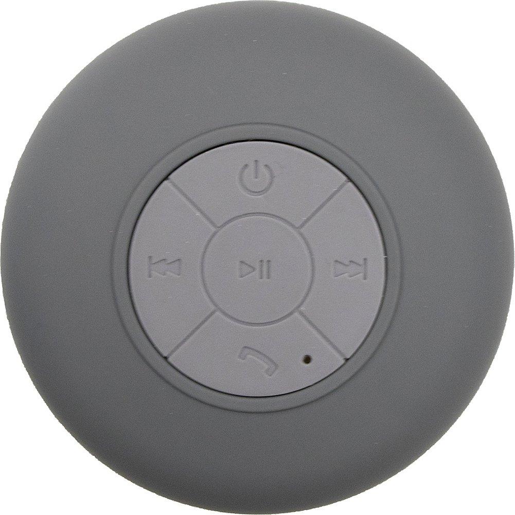 Zunammy ZTS001GY Wireless Bluetooth Shower Speaker Gray