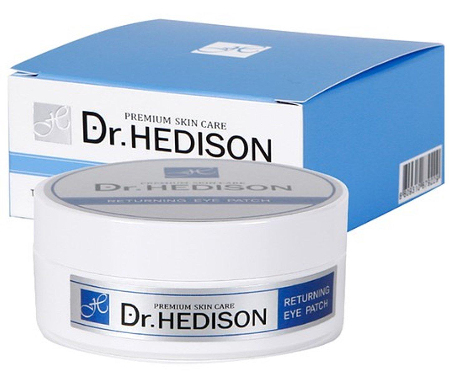 Dr.Hedison Returning Eye Patch 60 pcs