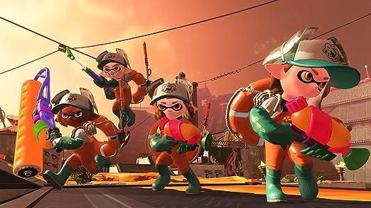 Splatoon 2 - Starter Pack for Nintendo Switch [USA]: Amazon ...