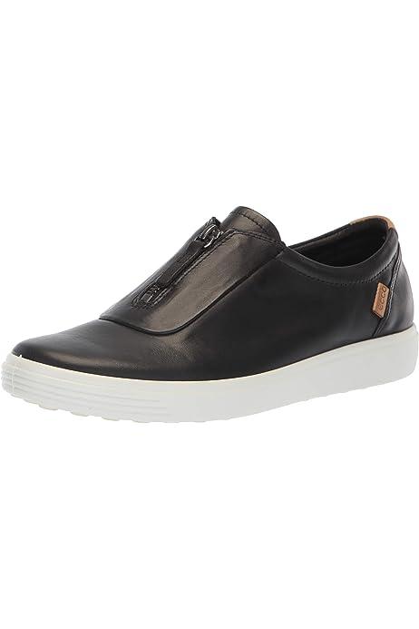 Choose SZ//color Details about  /ECCO Women/'s Soft 7 Zip Ii Sneaker