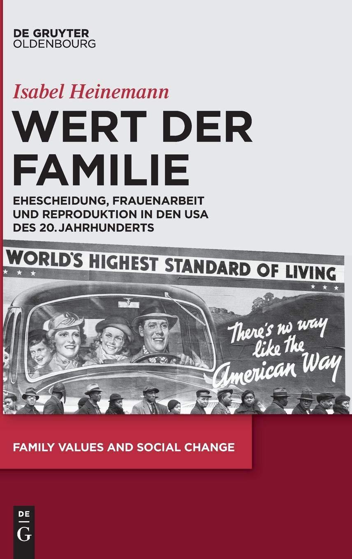 Download Wert Der Familie (Family Values and Social Change) (German Edition) pdf epub