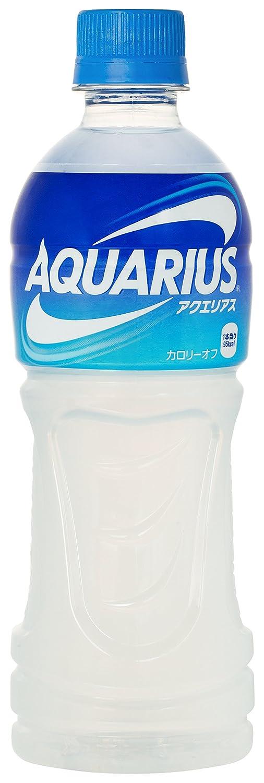 コカ・コーラ アクエリアス エアーボトル 500ml×24本