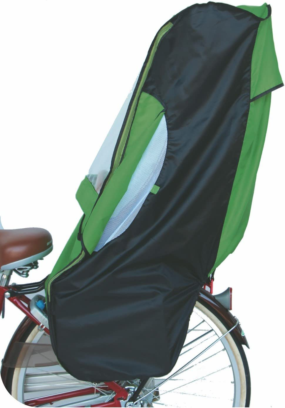 MARUTO Pocktable Rain and Wind Cover for Child Bike Seat