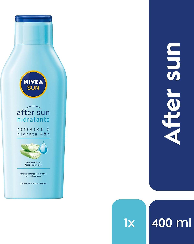 Loción hidratante para después de sol - Nivea