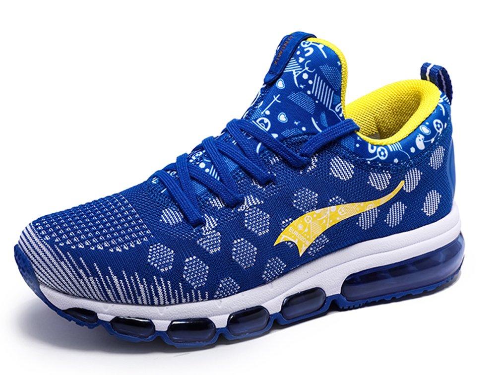 ONEMIX Zapatillas de Running de Competición de Material Sintético Adultos Unisex 42 EU|Azul