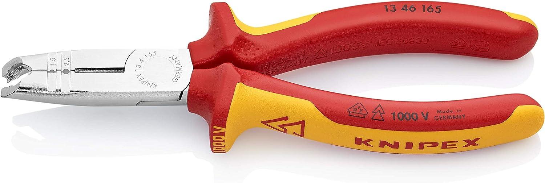 Knipex ESD-Pince à épiler US-nadelform 135 mm Noir