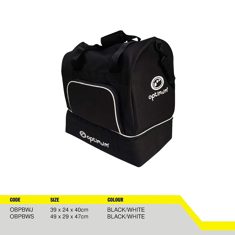 Optimum Rugby Club Luggage Player Kit Bag Holdall Senior
