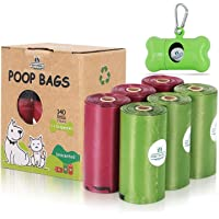 Poop Bags for Dogs 150 Count Biodegradable Doggy Poop Bags Leak Proof Dog Waste Bags Eco Friendly Doggie Poop Bags with…