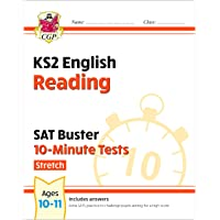 New KS2 English SAT Buster 10-Minute Tests: Reading - Stretc