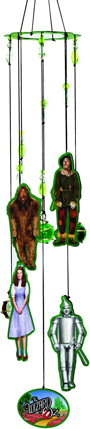 Spoontiques 11943 Wizard of Oz Metal Wind Chime