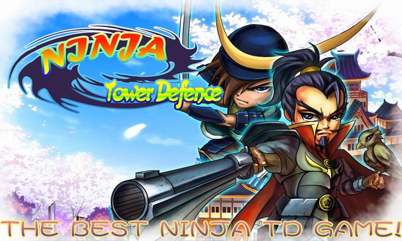 Ninja Tower Defense: Amazon.es: Appstore para Android