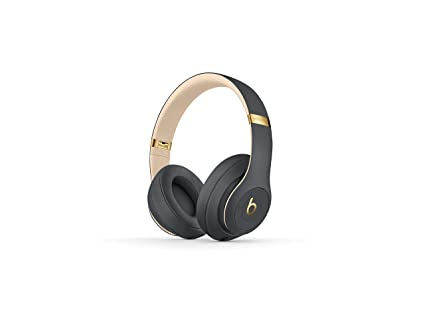7a8124f2d85 Image Unavailable. Image not available for. Colour: Beats Studio3 Wireless  Over-Ear Headphones - Shadow Grey