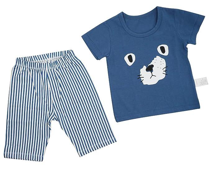 Amazon.com: Little niños dibujos animados Totoro Manga Corta ...