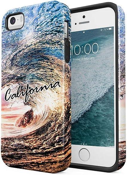 Maceste California Sea Beach Ocean Surf Tumblr Good Vibes Coque ...