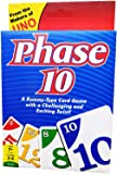 MDeal Phase 10 A Rummy - Type Card Game with A Challenge and Exciting Twist Card Game Play with Your Family and