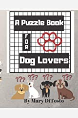 A Puzzle Book For Dog Lovers Paperback