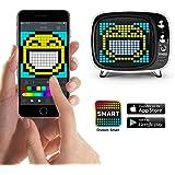 Divoom Tivoo- The Pixel Art Bluetooth Speaker (White)