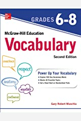 McGraw-Hill Education Vocabulary Grades 6-8, Second Edition Kindle Edition