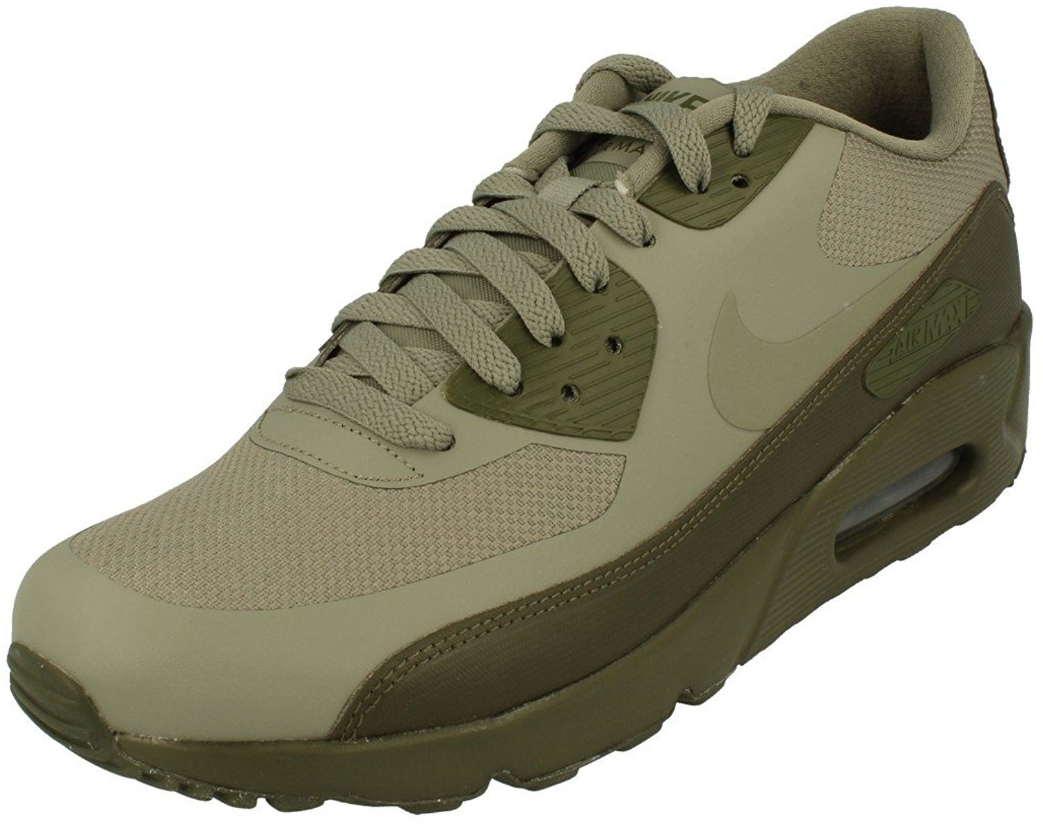 finest selection f5368 7a532 Galleon - NIKE Air Max 90 Ultra 2.0 Essential Mens Running Trainers 875695  Sneakers Shoes (UK 7 US 8 EU 41, Dark Stucco 013)