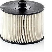 MANN-FILTER PU 1018 X Original Filtro de Combustible, Set de filtro de combustible con junta / juego de juntas, Para automóviles