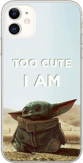 Baby Yoda phone case,Baby Yoda cute phone case,Baby Yoda funny,Phone Case For iphone 11,iphone 12,iphone x case,Phone Case Gift DF040