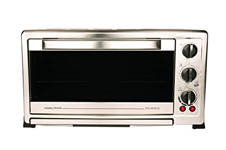 Morphy Richards 60 RCSS 60-Litre Oven Toaster Grill (Black/Silver)