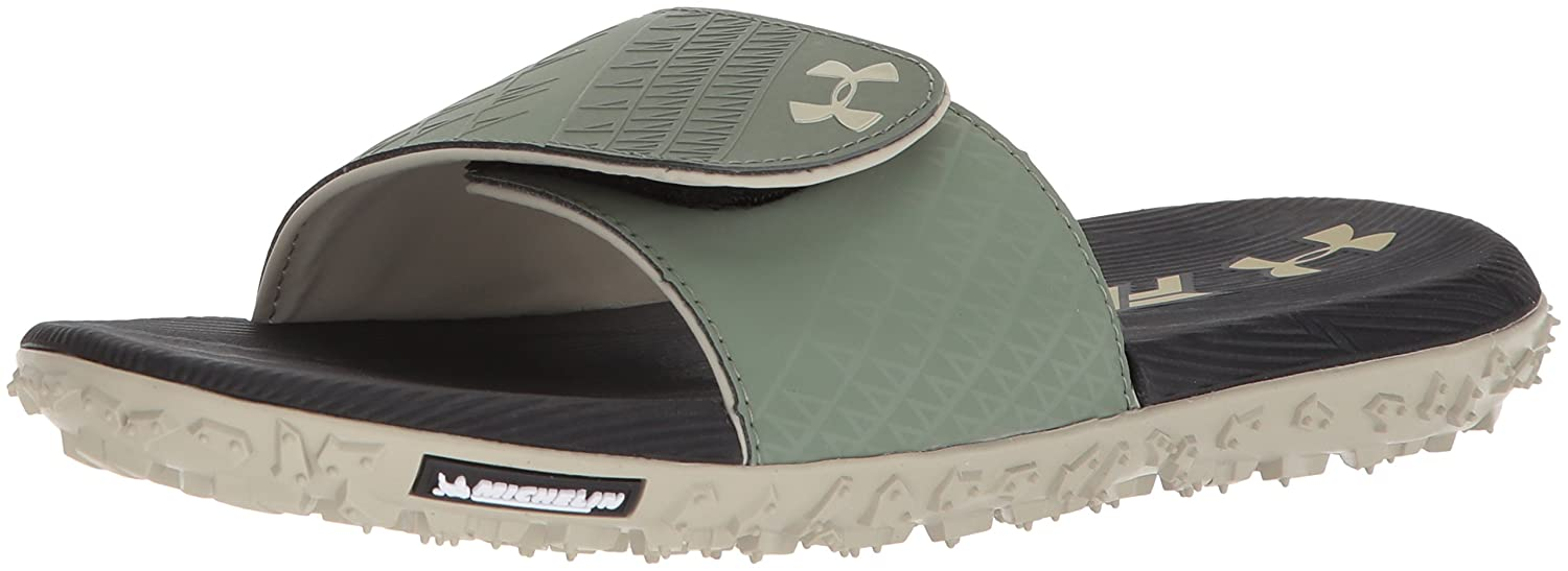 Under Armour Mens Fat Tire Slide Sneaker
