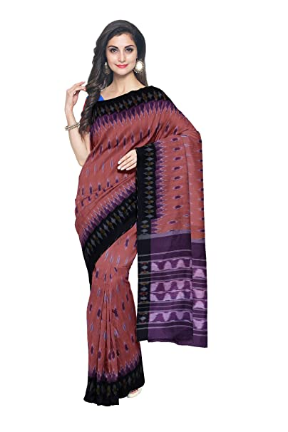 8d3ec003991 Weavesmart Women s Handloom Pochampally Ikat Cotton Saree (wps0991 ...