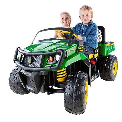 Peg Perego John Deere Gator XUV, Green: Toys & Games