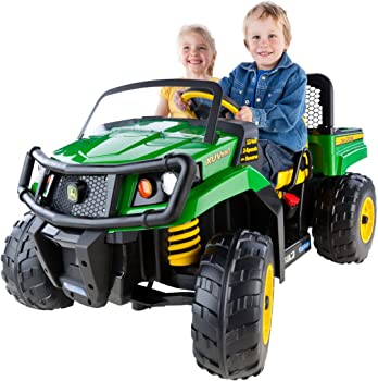 Peg Perego John Deere Gator XUV Battery-Powered Ride-On