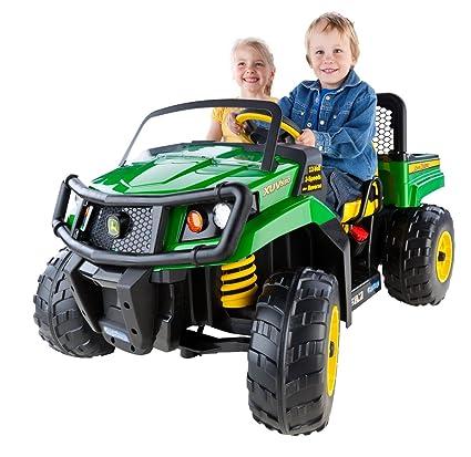 John Deere Ride On Toys >> Peg Perego John Deere Gator Xuv Green
