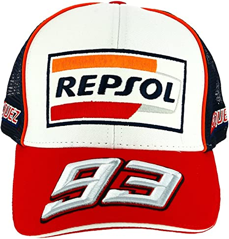 HONDA Repsol Marc Marquez 93 Moto GP Baseball Gorra Trucker ...