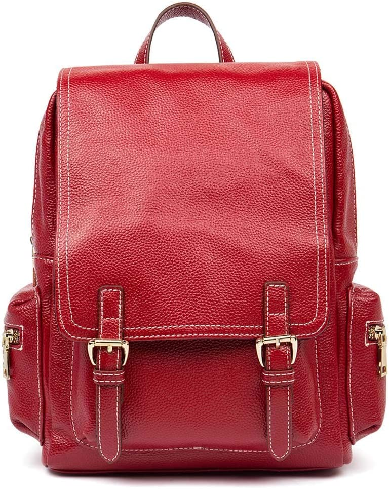Climb Backpack Women Vintage Backpack Casual Daypack PU Leather Backpack Travel Bag