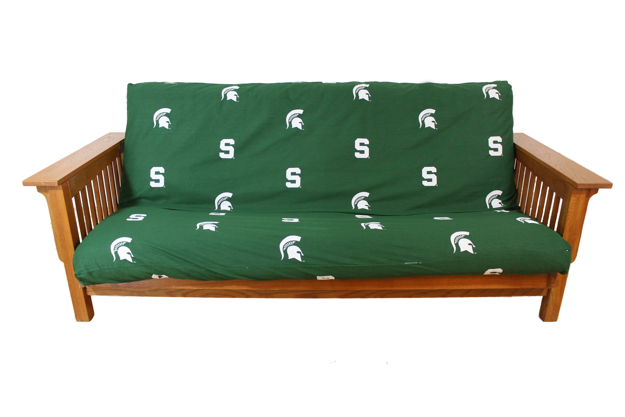 Michigan State University Full Size Slipcover Futon Cover
