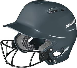 DeMarini Paradox Protege Pro Batting Helmet with Mask
