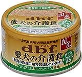 (まとめ買い)デビフペット d.b.f 愛犬の介護食 ささみ&すりおろし野菜 85g 【×12】