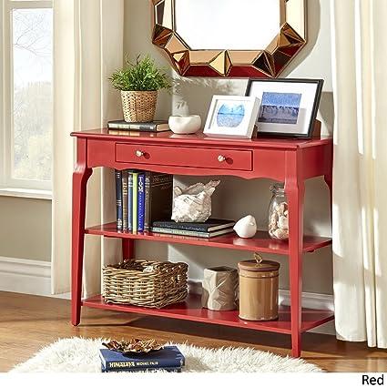 Astounding Amazon Com Inspire Q Modern Daniella Console Sofa Table Tv Unemploymentrelief Wooden Chair Designs For Living Room Unemploymentrelieforg
