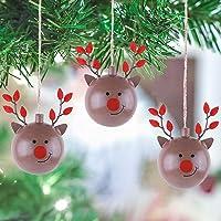 Valery Madelyn 3 Piezas Reno de Navidad
