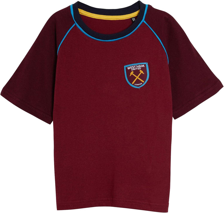 West Ham United FC - Pijama Corto para niños: Amazon.es: Ropa y ...