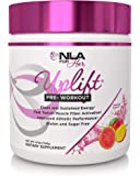 NLA for Her - Uplift - Pre-Workout Energy - Provides Clean/Sustained Energy, Supports Athletic Performance, Helps Fast…
