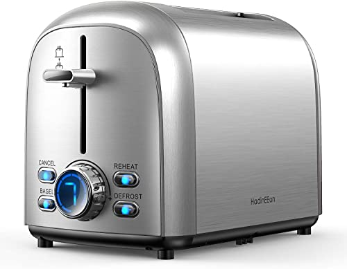 HadinEEon Toaster 2 Slice