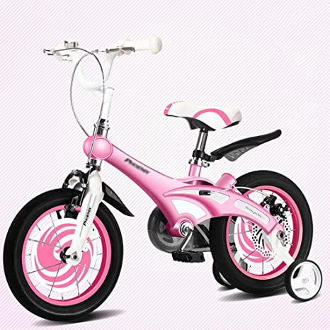 Bicicletas para niños con estilo niños y niñas bicicletas para niños niños de 3/6/8 ...