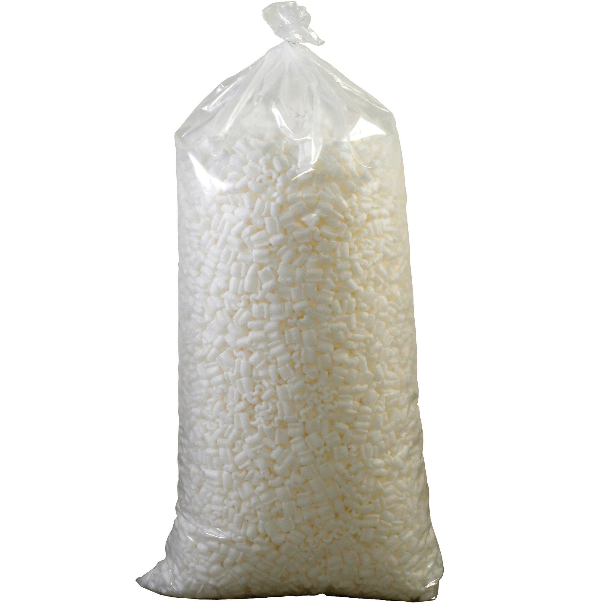 Aviditi Environmentally Friendly Loose-Fill, 7 Cubic Feet, White, (Pack of 1) by Aviditi
