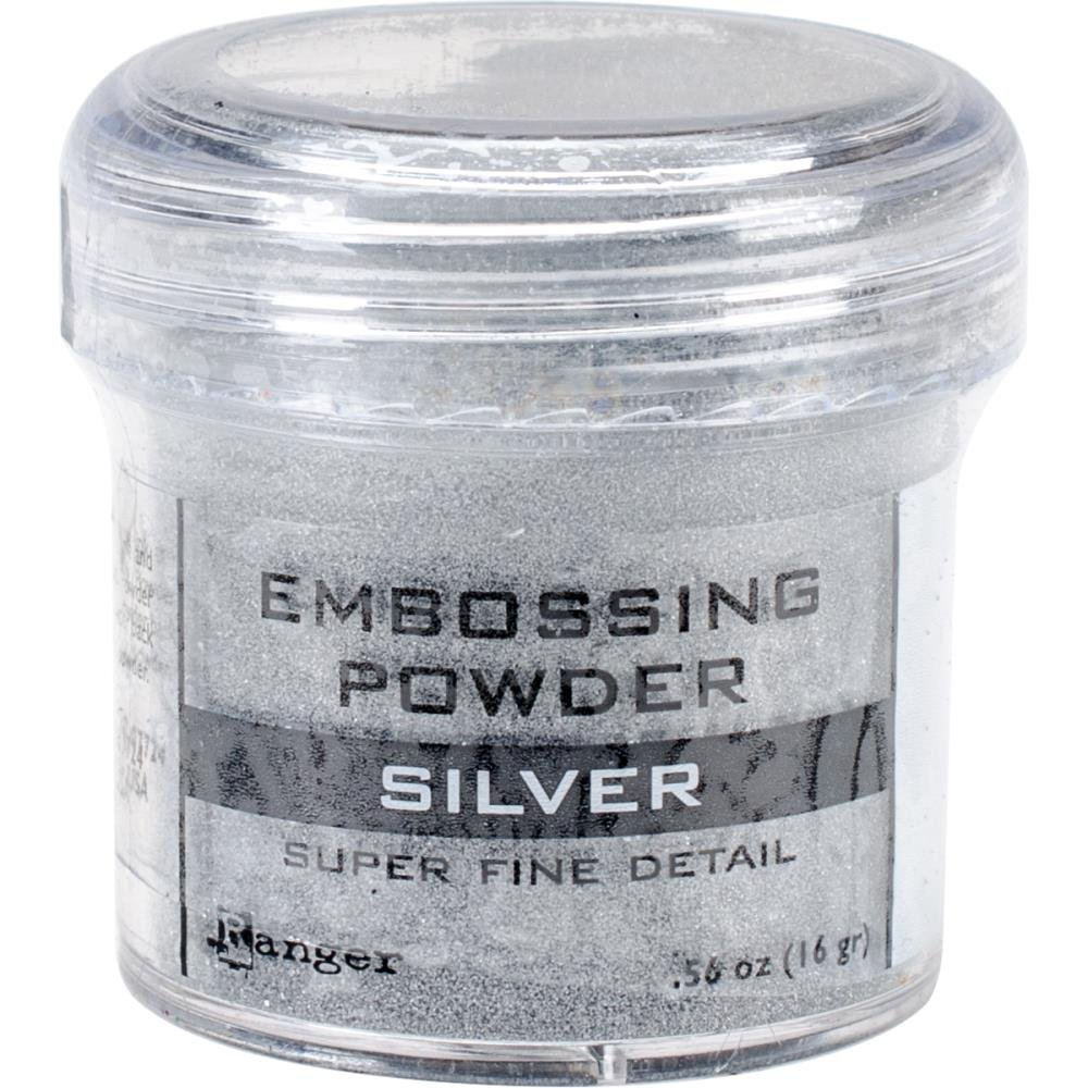 8813140a9818 Amazon.com  Ranger Embossing Kit - 3 Embossing Powders w (2) Emboss It Pen  Black and Clear