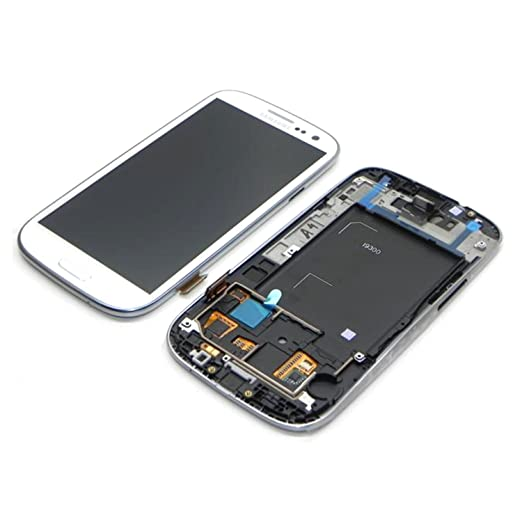 4 opinioni per GH97-13630B TOUCH SCREEN + LCD DISPLAY AMOLED + FRAME COMPLETO ORIGINALE SAMSUNG