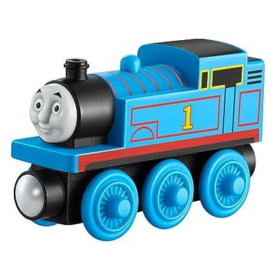 Fisher-Price Thomas & Friends Wooden Railway, Thomas: Toys & Games